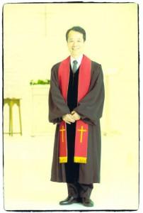 杉浦友信牧師